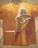 Vader was here by kevinesque