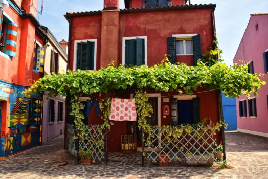 Life on Burano by Joe795