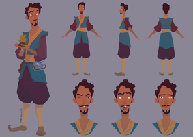 Prince Jatan Character sheet by matthoworth