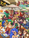 Relax 2- Capcom Fighting Tribute by peterete