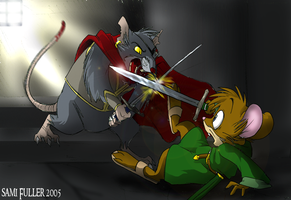 Battle for Redwall by Ann-Chovi
