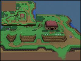 A Link to the Past 3D by Gnawl