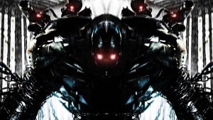 Artificial Intelligence.. Gone Bad by ProfessorAdagio