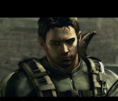 Chris Redfield by Dylan-Virtue2Vice