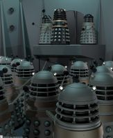 Dalek Evolution 5) To Be Supreme by Librarian-bot