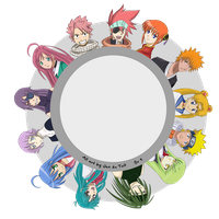 Anime Color Wheel by Ketsuzoku