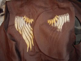 Wing Embroidery by MonnieMoero
