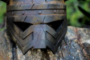 Skyrim Inspired Helm by Athis68