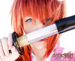 Rurouni Kenshin 9 angry by cat-shinta