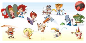 thundercats by coala-io