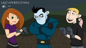 Drakken's Bad Plan by LazyPerfection
