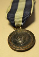 King George II (military medal) by someoneabletofindana