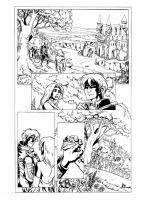 X-men page3 by ritam
