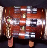 Steampunk Cuff 3 by Steampunked-Out