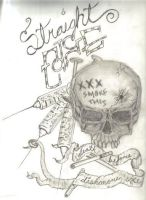 Straight Edge Smoke This by chiklet-x
