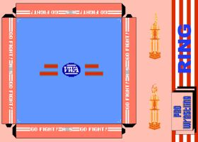 NES PRO WRESTLING RING-BELT 1 by Saikyo-Master