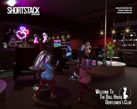 Club Shortstack - The DollHouse by Rivaliant