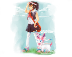 SC: Let's go Sylveon by xkltran