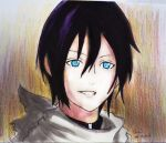 Yato-kami (God of war) Noragami by Cane-the-artist