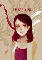 ::I hear you:: by meisan