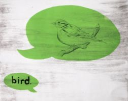 Bird is the Word, No. 6 by coreylim