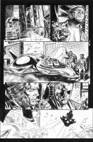 Wolverine Origins 33 p.20 by BillReinhold