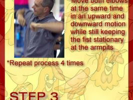 Chicken Dance Tutorial by americanredhead2