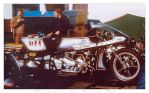 1981 Double Norton dragster by laurentroy