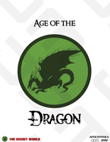 The Secret World - Age of the Blood Dragons by Apocryphea