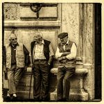 Three Italian Men by Mikeanike1123