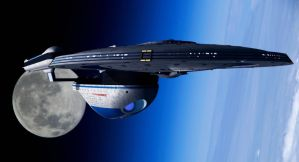 USS Excelsior by thefirstfleet