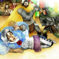 Game of Thrones - Eddard VII. by Hed-ush