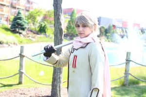ColossalCon 2014 - Of Scarves and Glasses(PS) 01 by VideoGameStupid