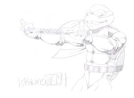Michelangelo 2 by Soulbrotha