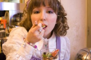 Eat Me by NocturneGothicLolita