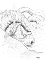 Leviathan by Level9Drow