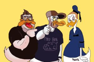 Duck Butter at Disney by Makinita