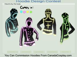 Hoodie Contest Entry 1 by Beejudy