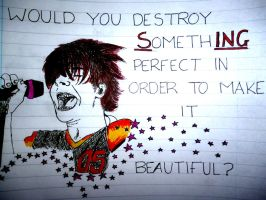 Would you destroy something perfect? by Alibax-Sombre