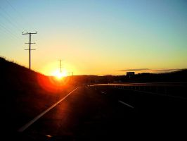 Sunday Afternoon Highway by x-louisee-richo-x