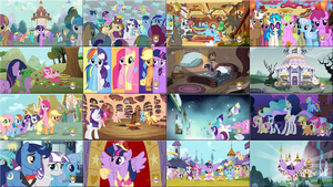 MLP Fim -S03- Magical Mystery Cure by GT4tube