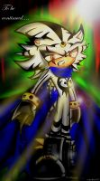 Zenith the hedgehog by clikeuse007