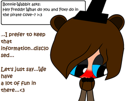.:Ask the Puffed!FNAF Crew:. Question 7 by Karrie-Karr