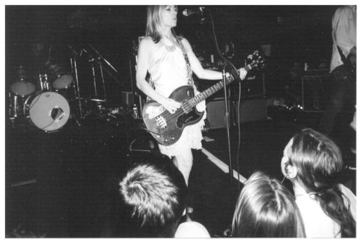 sonic youth black and white 1 by nightswimmer