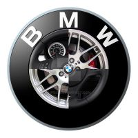 BMW Logo by Pisci