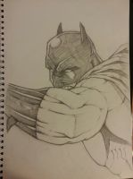 Batman by Wedge40