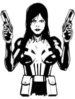 She-Punisher by level-3