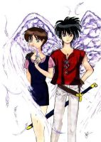 Escaflowne - Fluffy by Keroberus1977