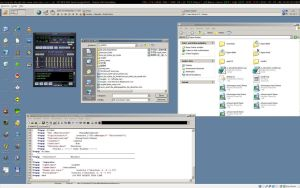 Legacy Arch xmd-vm-1-lsaust (July 2011) by mitoXD