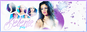 Selena Gomez Facebook Cover by tayloralwaysperfect